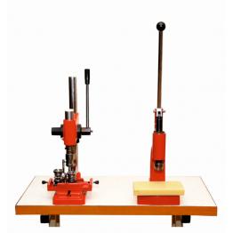 Автоматический пресс для обтяжки пуговиц ODP.01