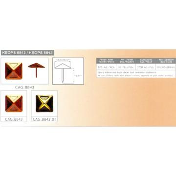 Гвоздь мебельный декоративный CAG.8843-CAG.8843.01