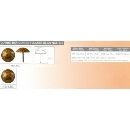 Гвоздь мебельный декоративный N5.BC-N505.BC