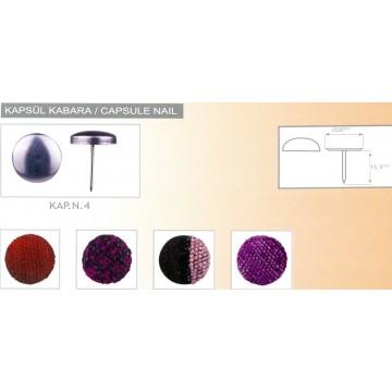 Гвоздь мебельный декоративный KAP.N.4